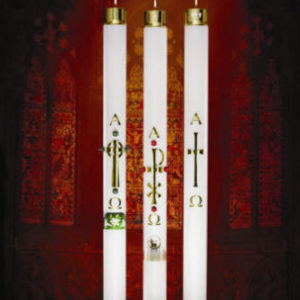 Liquid Paraffin Paschal Candles